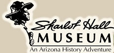 [Sharlot Hall Museum Logo]
