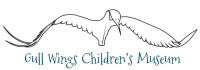 [Gull Wings Children's Museum Logo]