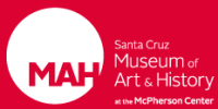 [History Museum of Santa Cruz County Logo]