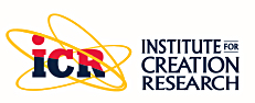 [ICR Museum of Creation & Earth History Logo]