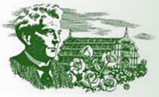 [Luther Burbank Home & Gardens Logo]