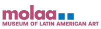 [Museum of Latin American Art Logo]
