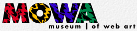 [Museum of Web Art Logo]