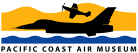 [Pacific Coast Air Museum Logo]