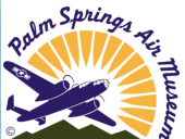 [Palm Springs Air Museum Logo]