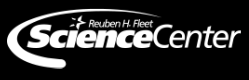 [Reuben H. Fleet Space Theater and Science Center Logo]