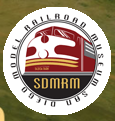 [San Diego Model Railroad Museum Logo]